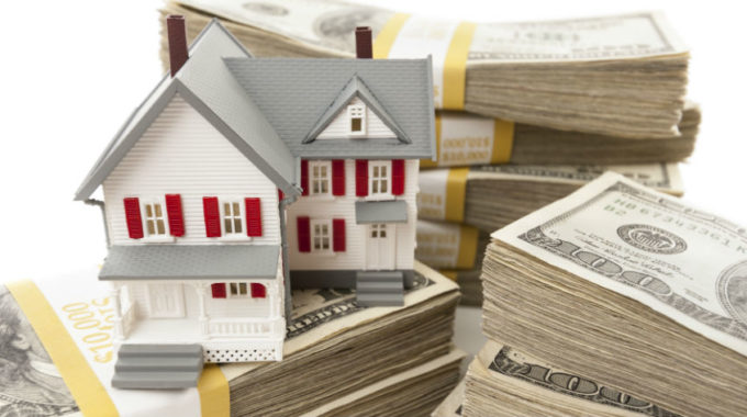 House-Atop-Money-Stacks-Home-Prices-Rising-park-place-finance
