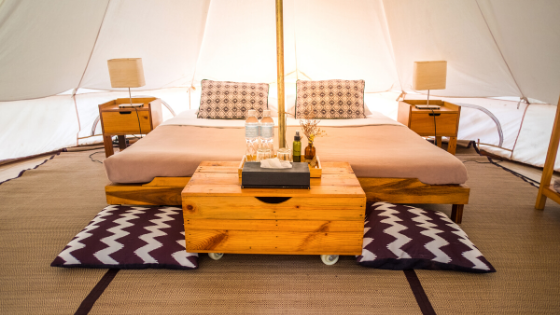 Best Glamping Sites In Texas